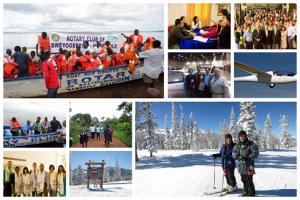 Rotary Fellowships