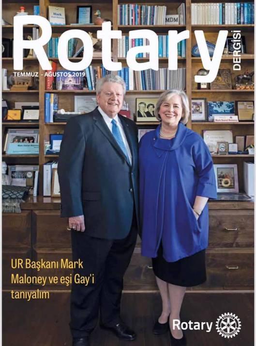 Turkish Rotary Magazine 2019-0708